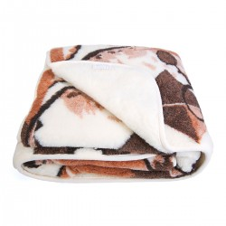 Одеяло из овечьей шерсти 180х200