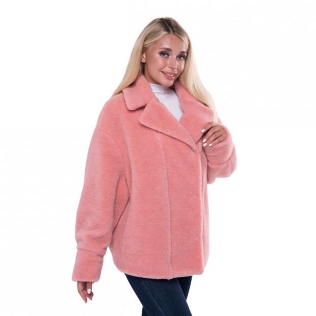 Куртка женская лосось