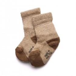 Носки детские из верблюжьей шерсти